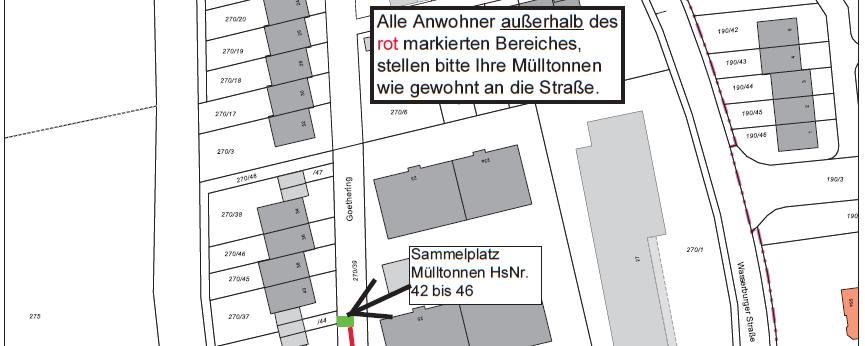 Goethering Müllabfuhr
