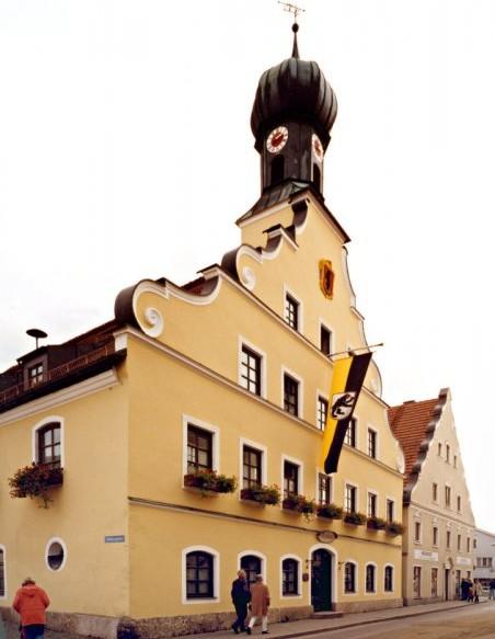 Rathaus der Stadt Grafing bei München