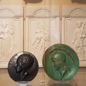Keramik von Ernst Laurenty