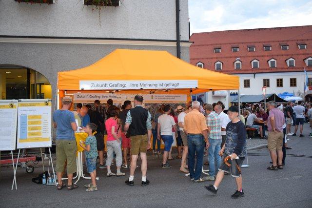 ISEK am Bürgerfest