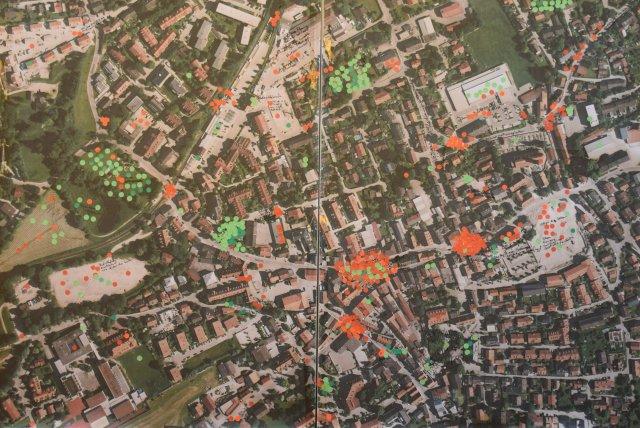 Luftbild Stadt Grafing