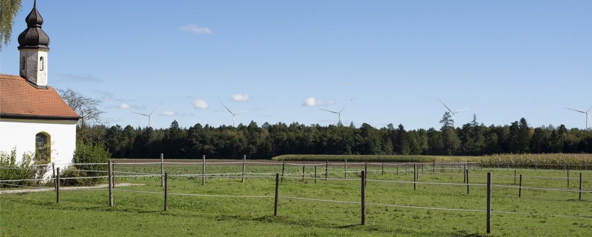 Windenergie im Ebersberger Forst