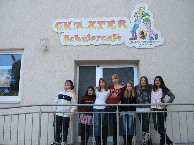 CHAXTER Schülercafe Grafing
